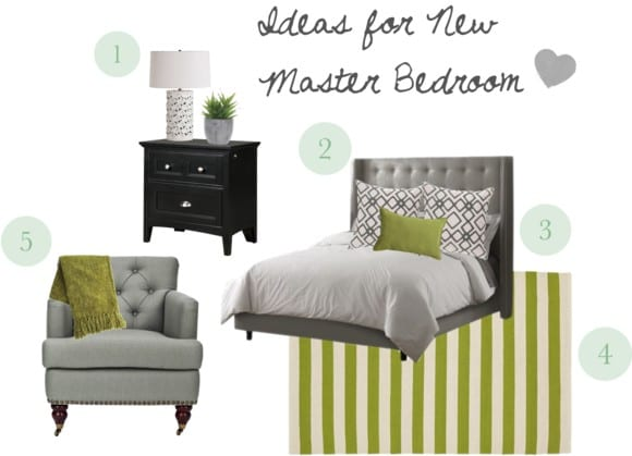 Ideas for New Master Bedroom