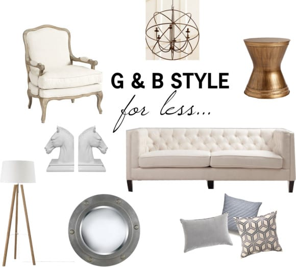 G & B Style for Less