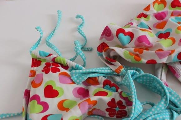 Pickup some string bikinis