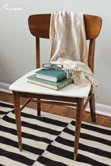 How to Reupholster a Chair Cushion DIY Tutorial | DIY Playbook