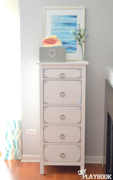 ikea hemnes dresser hack diy playbook. Black Bedroom Furniture Sets. Home Design Ideas