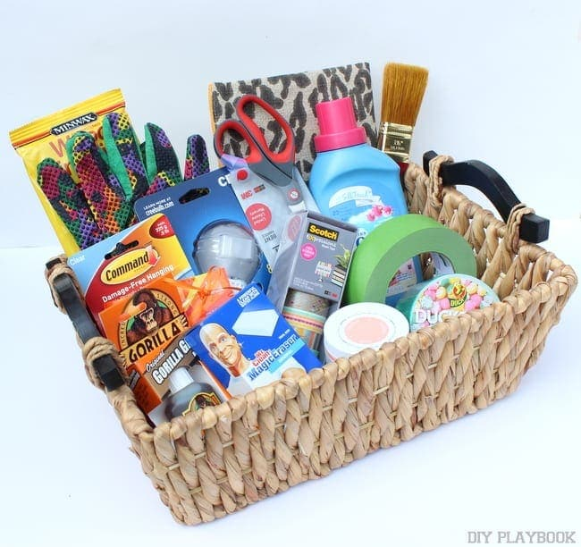 Haven Basket for Movers