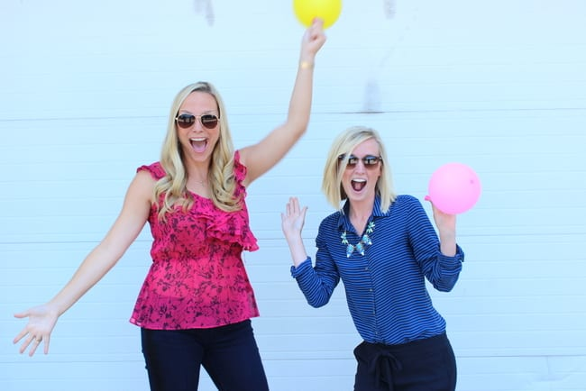 Bridget and Casey have an exciting announcement so it's party time at DIY Playbook!