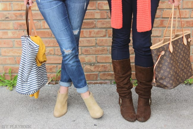 Fall boots and booties