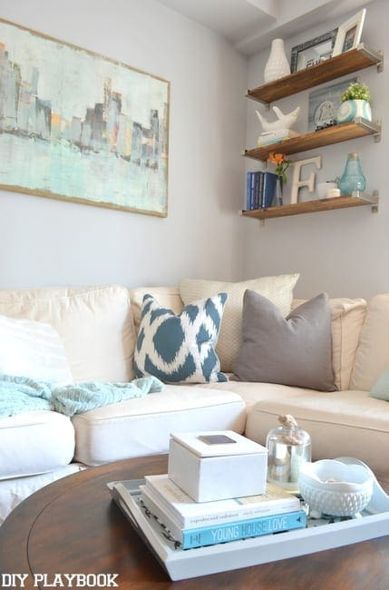 White-Sectional-Couch-Coffee-Table