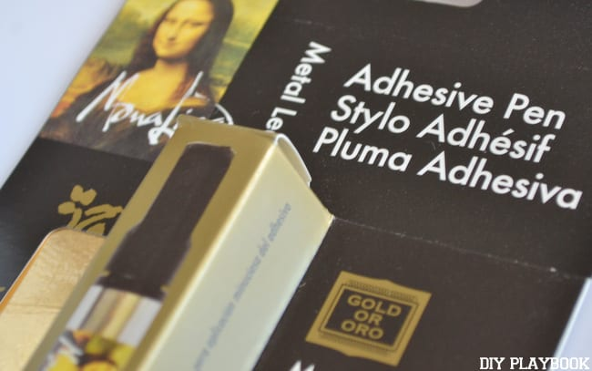 Adhesive-Pen