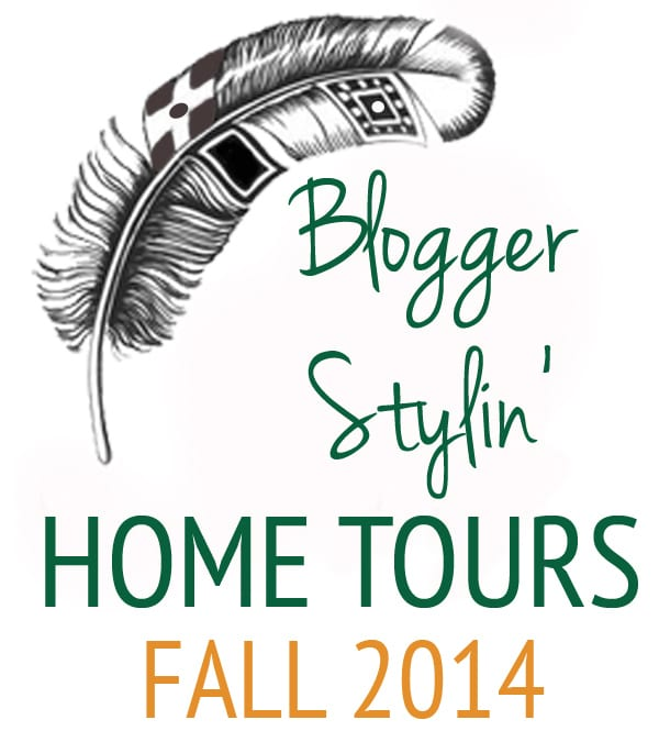 Check out this finished fall home tour for design tips and tricks.