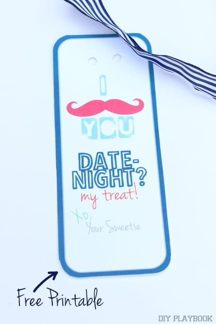 I mustache you date night printable