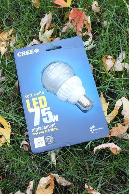 Cree LED lightbulbs