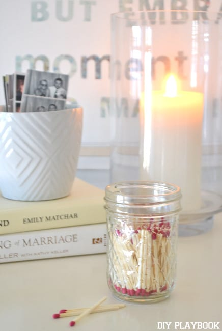 Can be used for emergencies: Match Stick Mason Jar Easy DIY Project Tutorial  | DIY Playbook