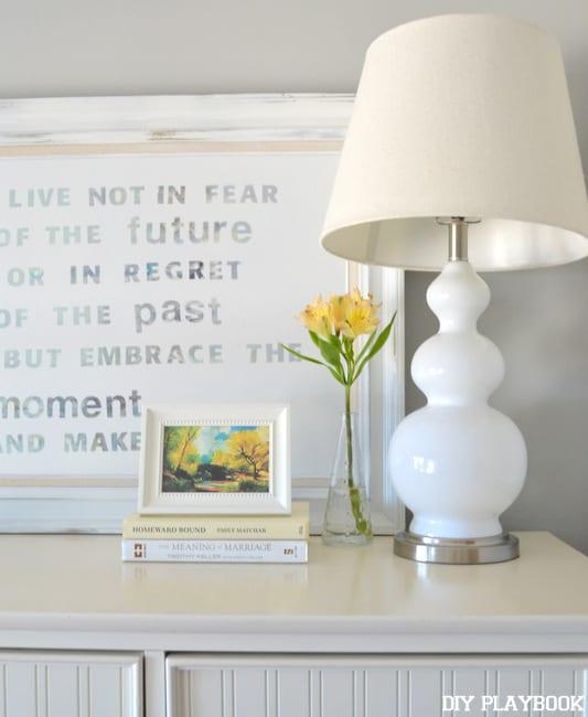 Frame-On-Dresser