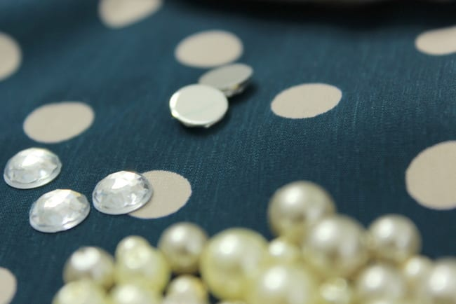 pearls and gems