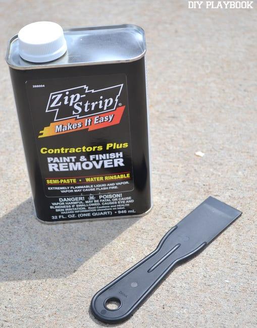 Paint-Stripper