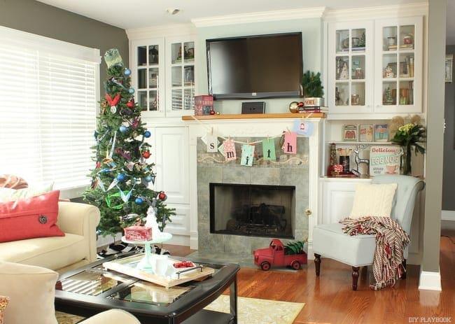 Katie's House Christmas