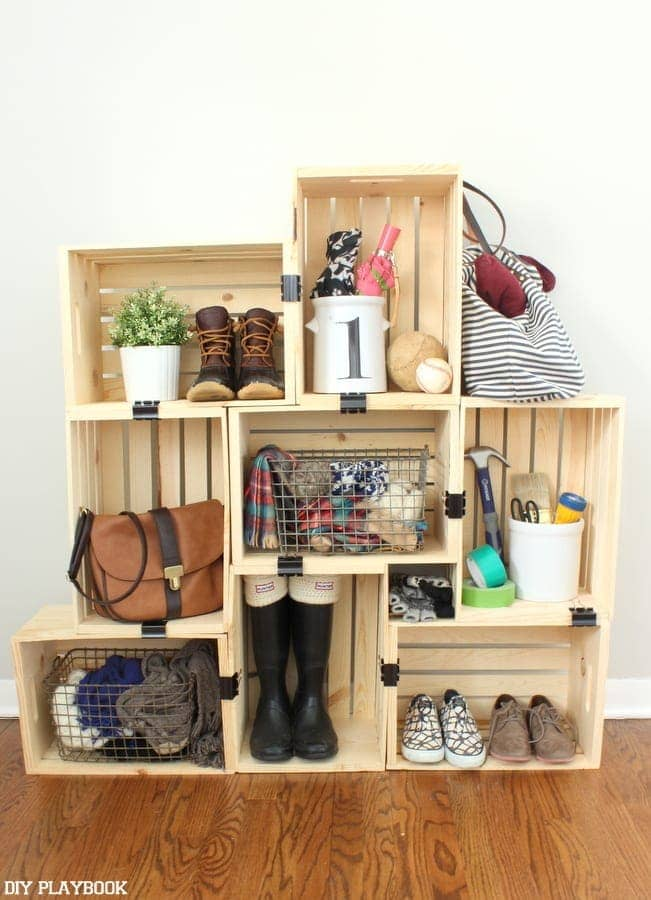 How to use crates to up your storage game.