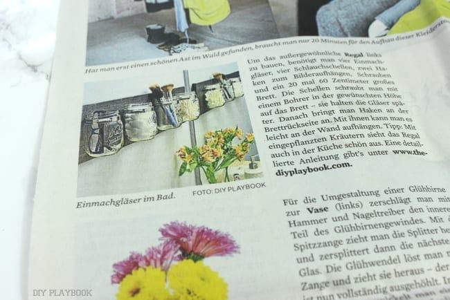 German Newspaper
