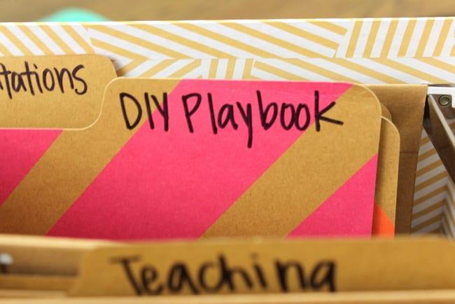 diy playbook file