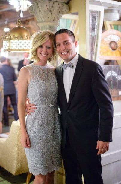 Matt & Bridget