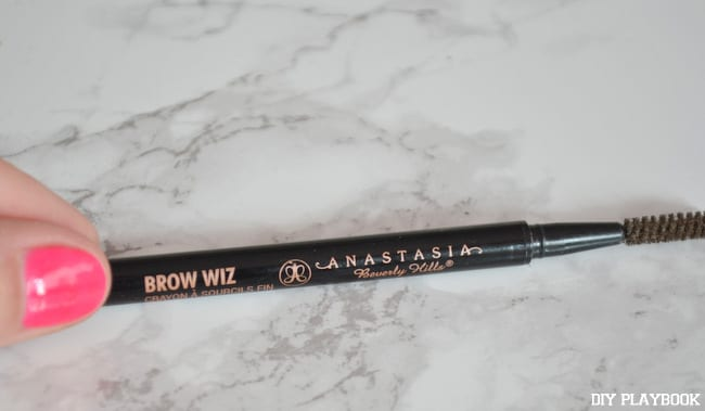 Anastasia Beverly Hills Brow Wiz is Casey's go-to brow pencil