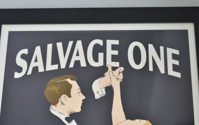 Salvage-One-Poster
