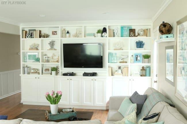 Shelves Built Ins