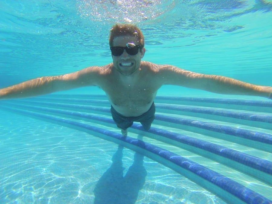 go pro underwater