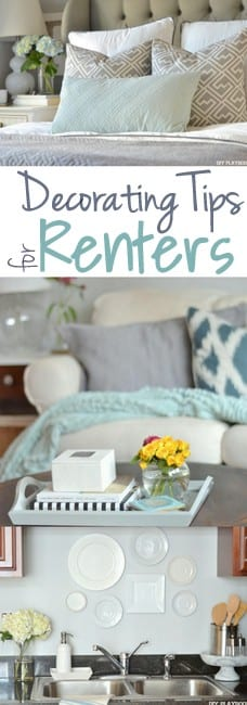 renter decorating