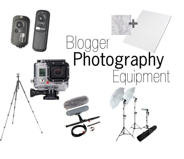 Photography Equipment: How to Take Better Photos for your Blog | DIY Playbook