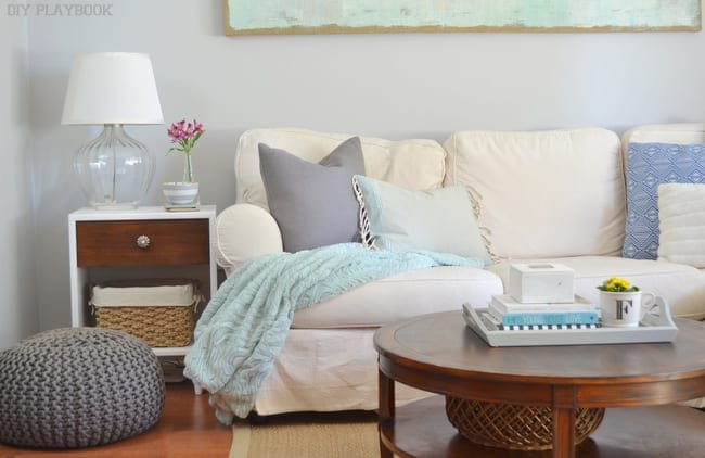 Unhappy with your couch? How to Style Your Couch: Easy DIY Design | DIY Playbook