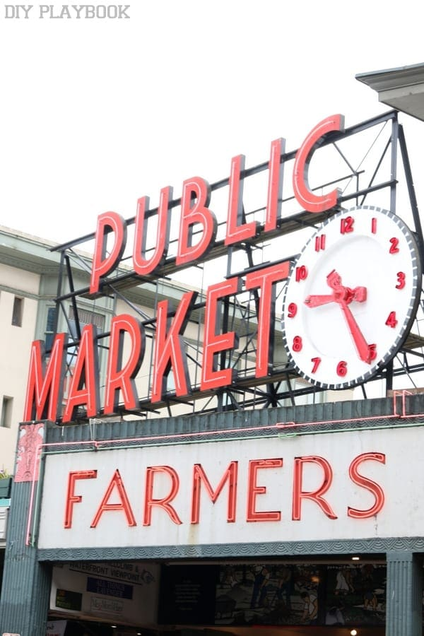 We loved our trip to Pike Place Market in Seattle.