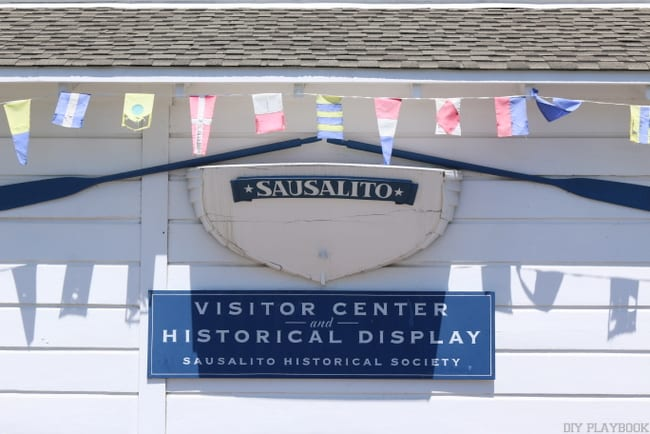 We can't recommend time in Sausalito more- it was awesome!