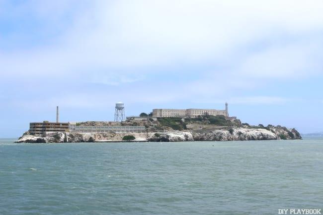 The infamous Alcatraz