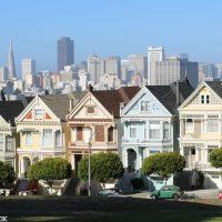 San Francisco Row Houses.