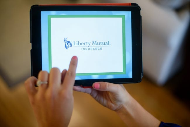 DIY bloggers Casey and Bridget take part in a Liberty Mutual Insurance video series.
