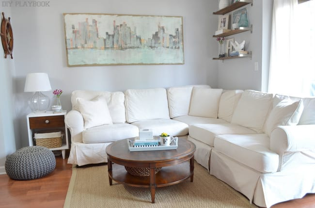Miraculous How To Style Throw Pillows On Your Couch The Diy Playbook Andrewgaddart Wooden Chair Designs For Living Room Andrewgaddartcom
