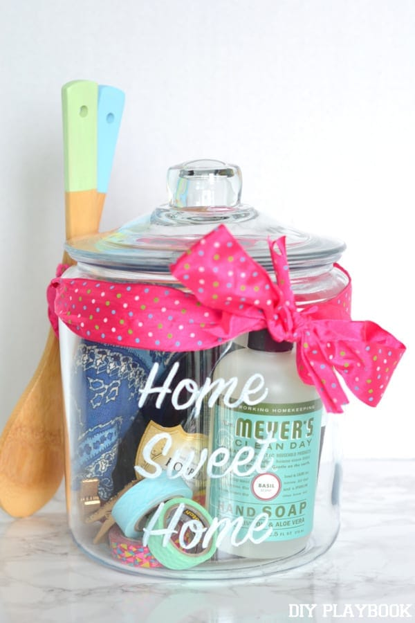 A Simple Diy Housewarming Gift Plus A Free Printable