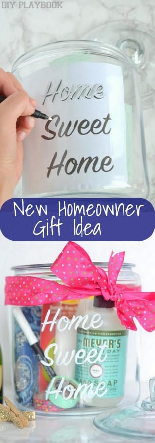 new homeowner gift jar