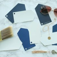 Choosing paint colors to match with a room is tricky.