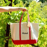 Summit guests received this great tote bag from Michaels