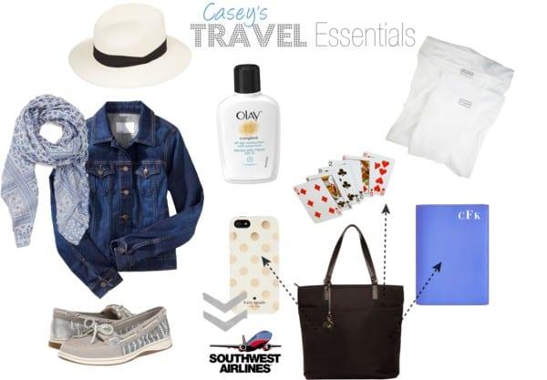 Casual Travel Essentials II