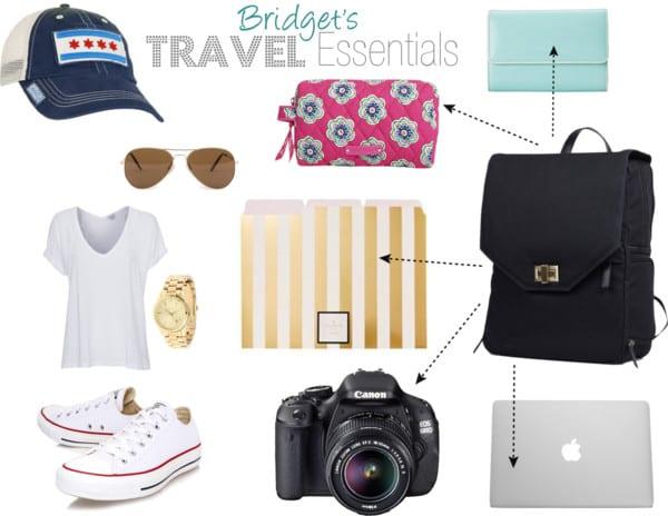 Casual Travel Essentials