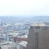 Amazing view of San Francisco