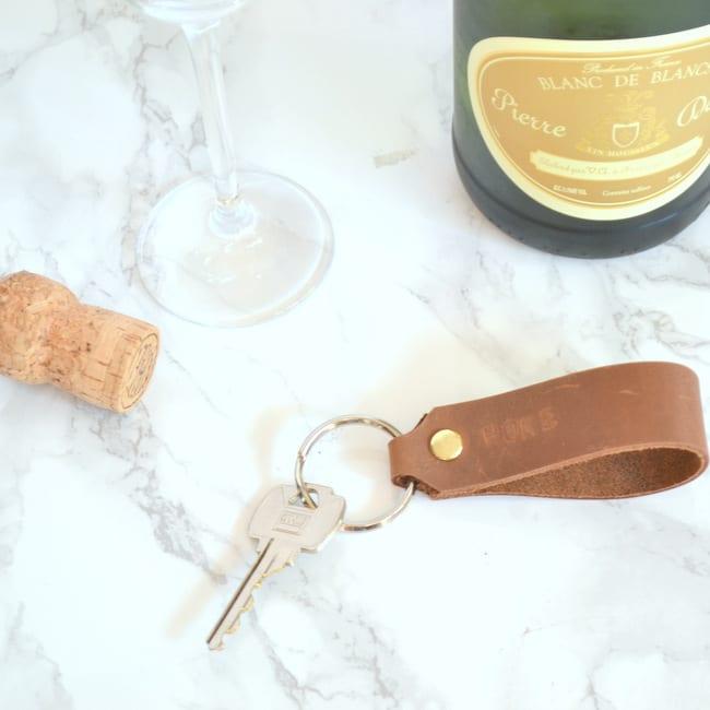 Insta-new-home-champagne-cork-key