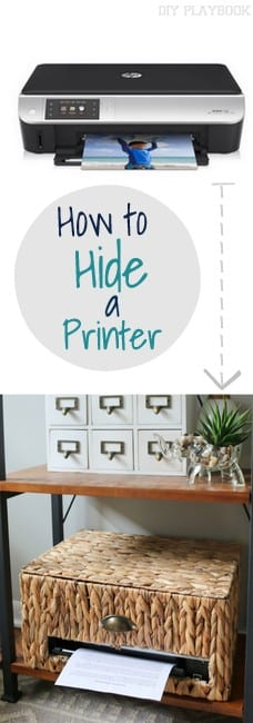 Hide Printer Tutorial