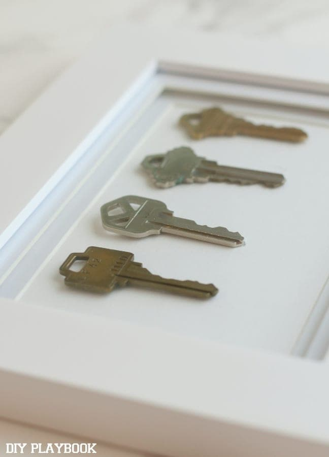 framed-house-keys-art-home