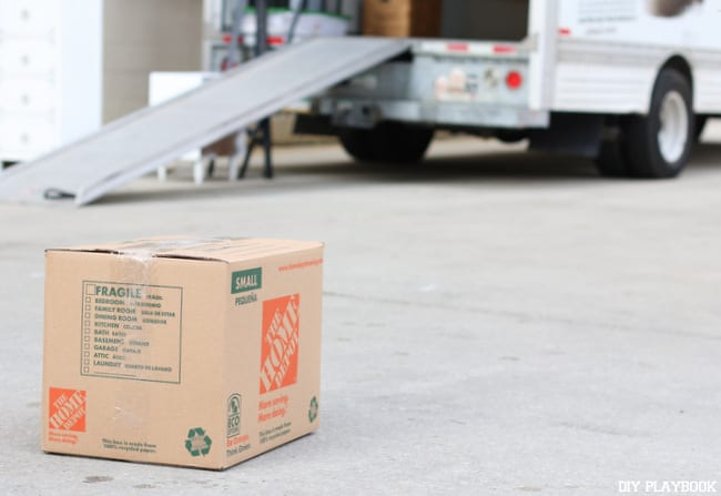 Box and Truck