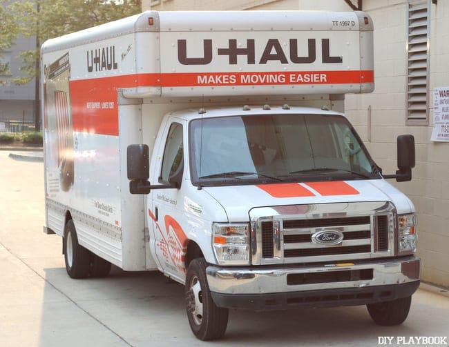 U-Hauls are great for moving.