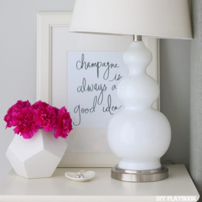 Prints: Champagne Themed Decor | DIY Playbook
