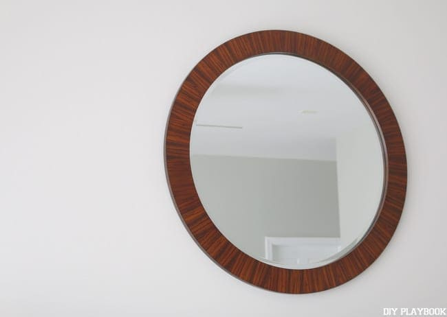 06-lulu and georgia-round-wood-mirror-bedroom