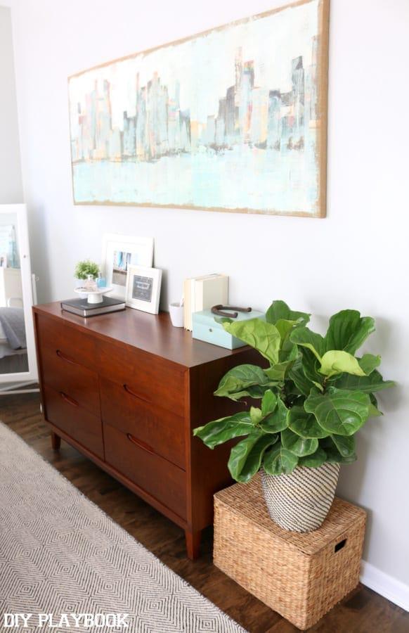 Dresser Master Bedroom